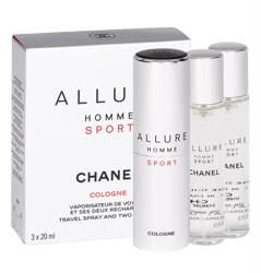Chanel Allure Homme Sport Cologne Twist and Spray